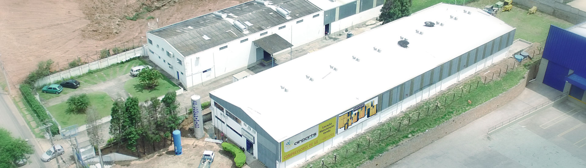 Rental Parts - Aluguel e venda de Compressores e acessórios