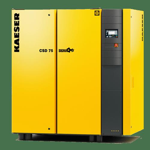 Compressor Kaiser CSD75 - Rental Parts Aluguel e venda