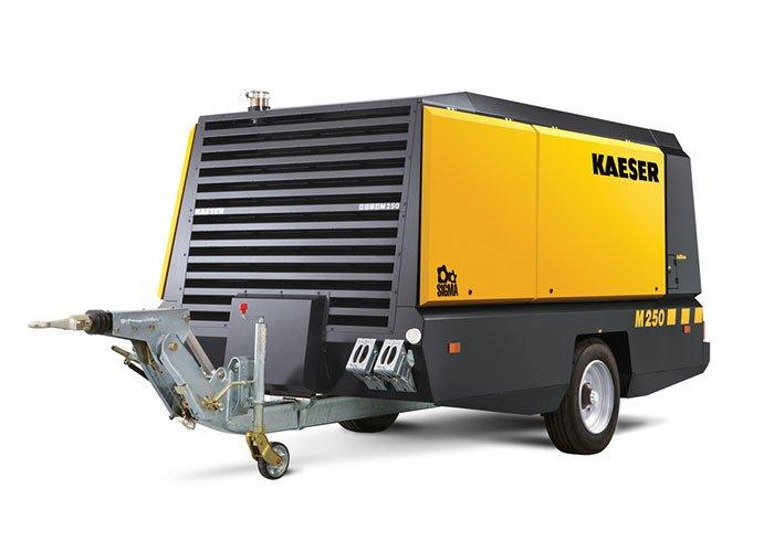 Compressor Kaiser M250 - Rental Parts Aluguel e venda