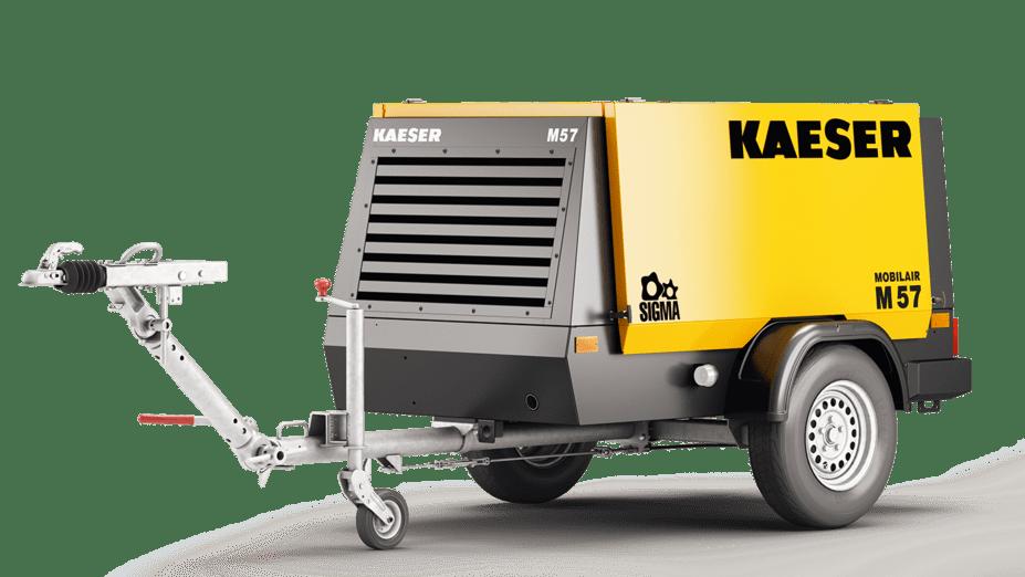 Compressor Kaiser M57 - Rental Parts Aluguel e venda